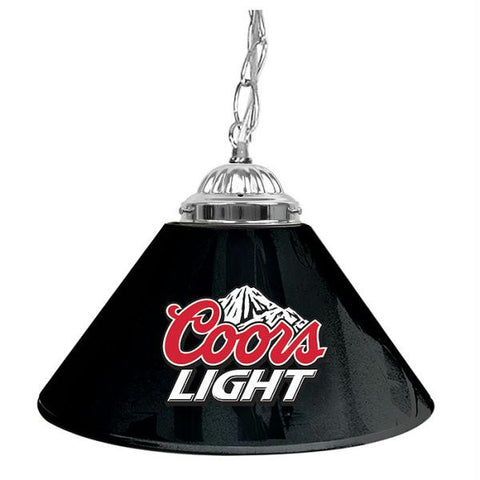 Coors Light 14 Inch Single Shade Bar Lamp