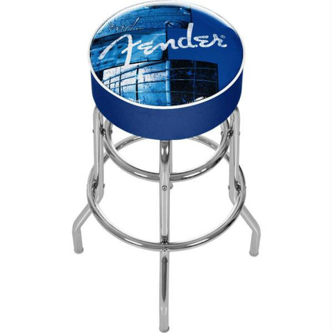 Fender Stacked Padded Bar Stool