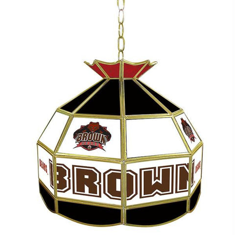 Brown University 16 inch Tiffany Style Lamp