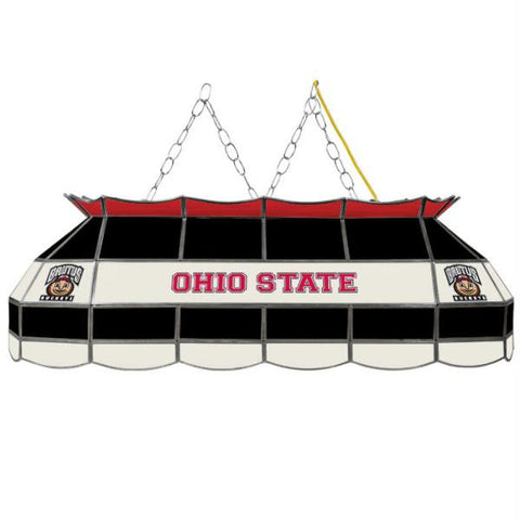 The Ohio State Stained Glass 40 inch Lighting Fixture