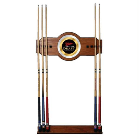 Billiard Cue Rack - Miller Genuine Draft