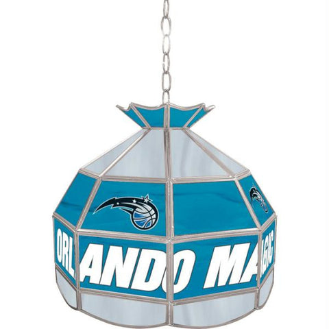 Orlando Magic NBA 16 inch Tiffany Style Lamp