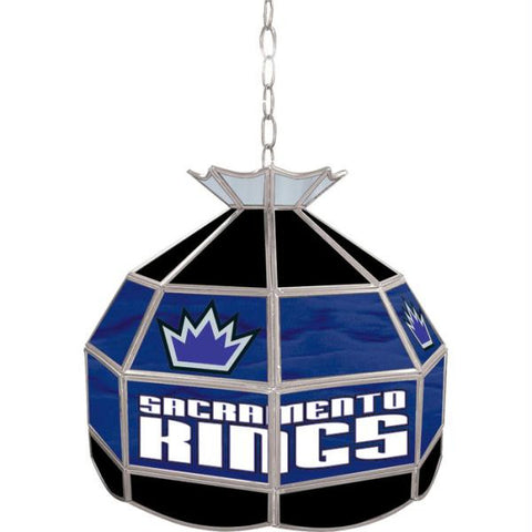 Sacramento Kings NBA 16 inch Tiffany Style Lamp