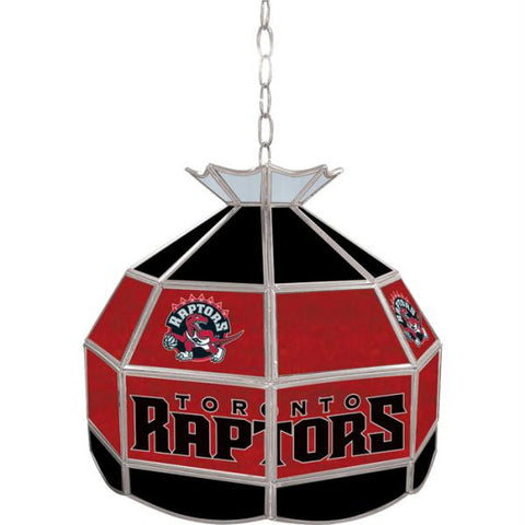Toronto Raptors NBA 16 inch Tiffany Style Lamp