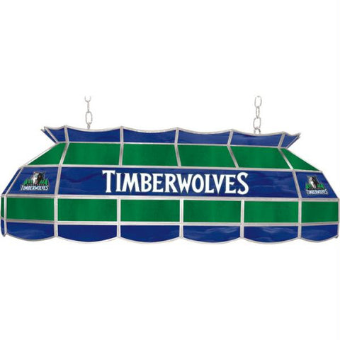 Minnesota Timberwolves NBA 40 inch Tiffany Style Lamp