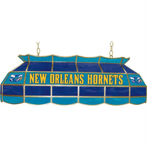 New Orleans Hornets NBA 40 inch Tiffany Style Lamp