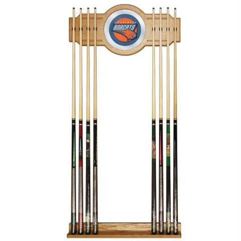Charlotte Bobcats NBA Billiard Cue Rack with Mirror