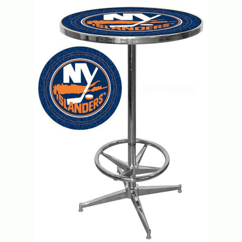 NHL New York Islanders Pub Table