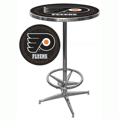 NHL Philadelphia Flyers Pub Table