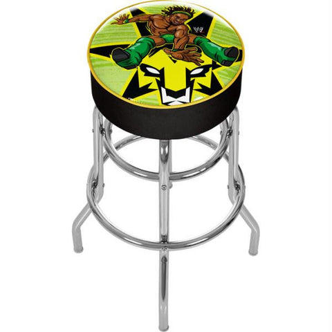 WWE Kids Kofi Kingston Padded Bar Stool