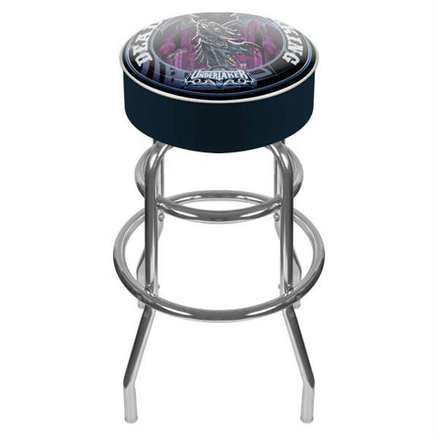 WWE Undertaker Padded Bar Stool