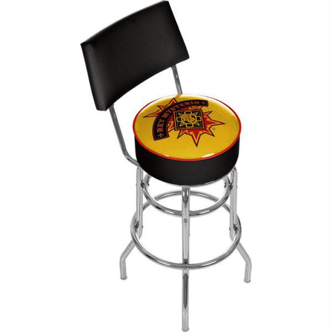 WWE Rey Mysterio Padded Bar Stool with Back