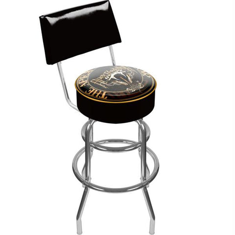 WWE Randy Orton Padded Bar Stool with Back
