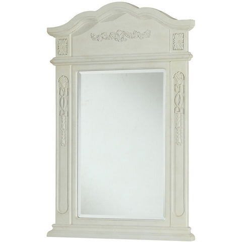 "Danville 24""x36"" Vanity Mirror, Antique White"
