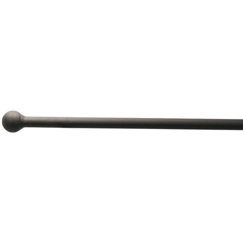 Wrought Iron Ball Curtain Rod