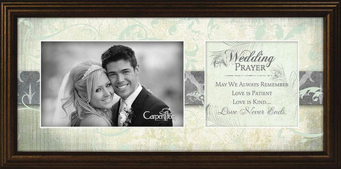 Wedding Prayer Photo Frame