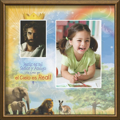 Heaven Is For Real (Spanish) Photo Frame
