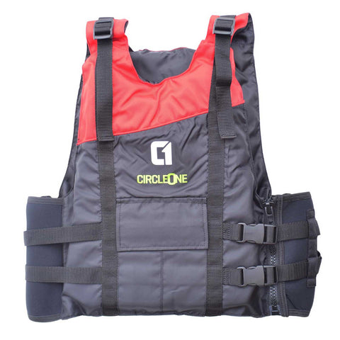 50N Adult Adjustable Buoyancy Aid PFD with Side Zip 2020 Model