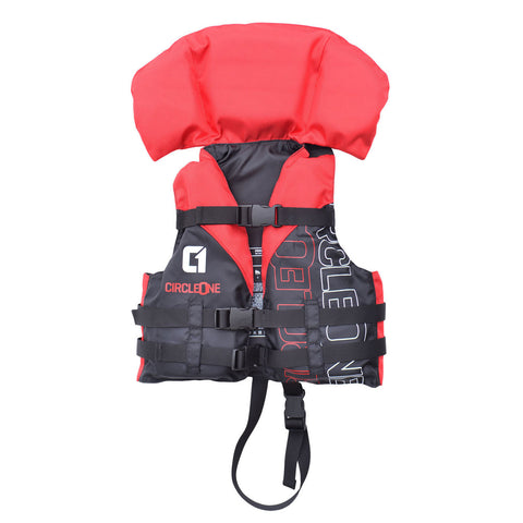 40N Child Buoyancy Aid with 3 Straps & Collar (one size) 2020 Model