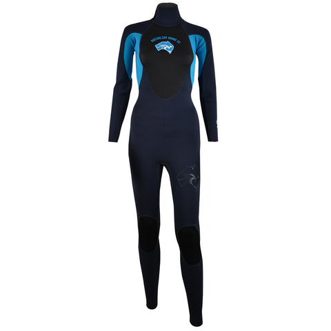 Pulse 3/2mm Full Length Womens Summer Wetsuit