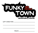 Funkytown Gift Cards