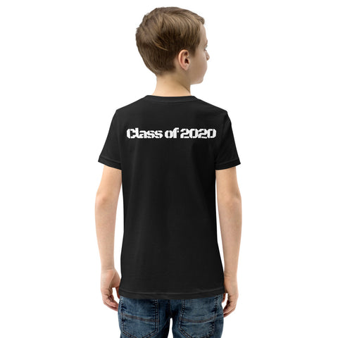 FUNKYTOWN 'Class of 2020' T-Shirt - BOYS