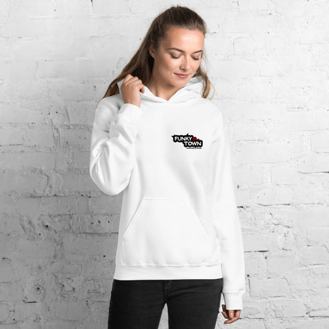 Funkytown 10 Years Anniversary Ltd. Edition Hoodie - WOMENS