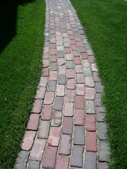 Pathways & Steps ~ Antique Street Brick