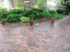 Patios ~ Antique Street Brick