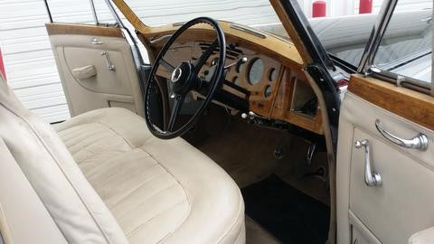 Rolls Royce Interior Restoration with ColorBond