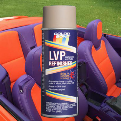 Not Just an Upholstery Paint - LVP Refinisher