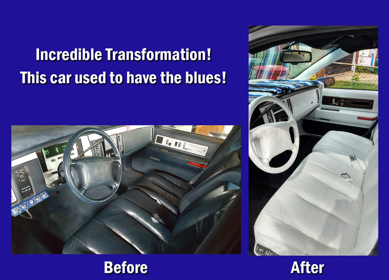 Transforming Cadillac Interiors Using ColorBond