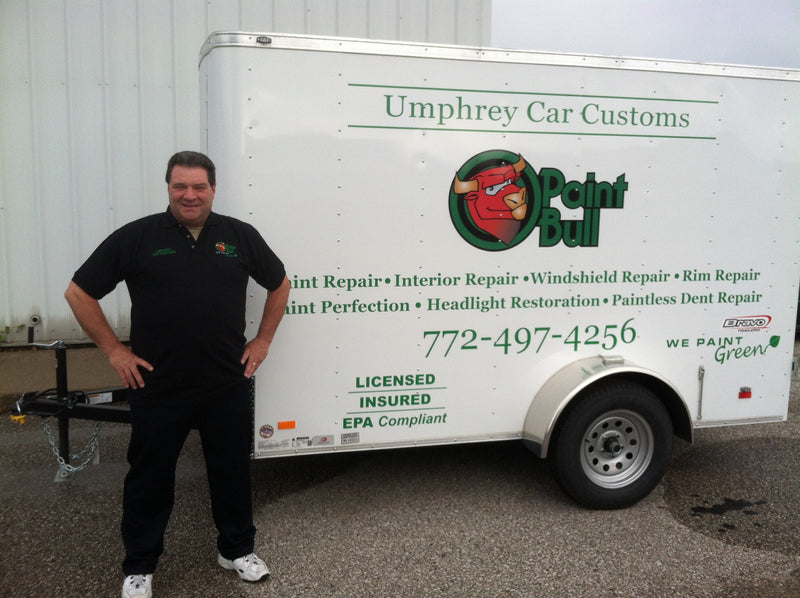 Gary Umphrey Makes ColorBond a Part of his Business