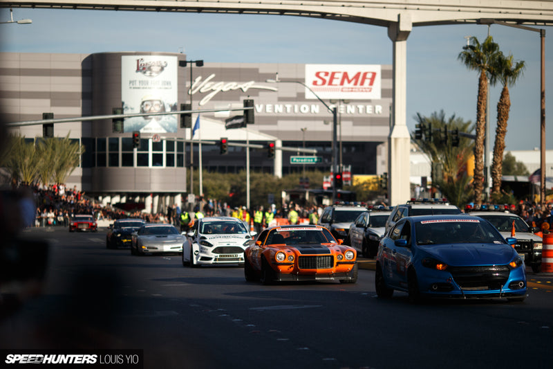 Busy Week in Store for ColorBond at the SEMA Show!