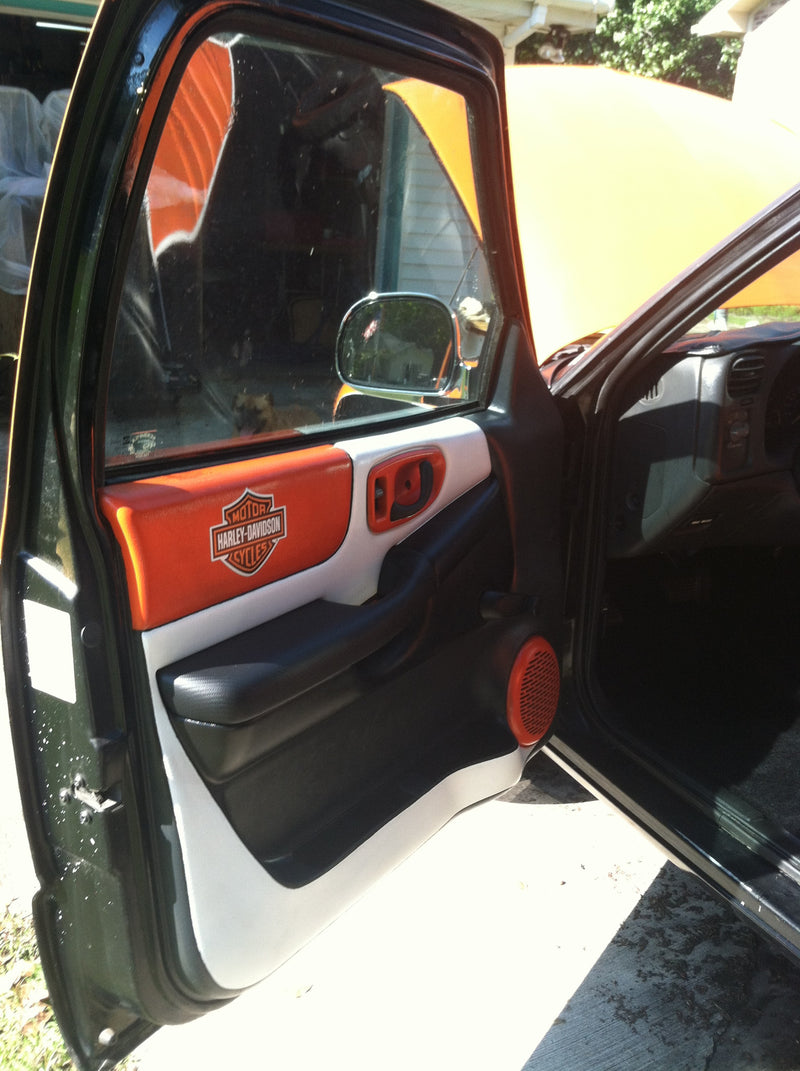 Customer Success Story: Truck Door Panel Restoration