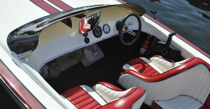 Boat Upholstery Paint