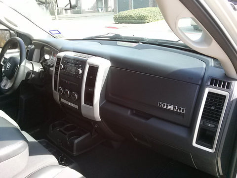 Transforming The Interior In A 2012 Ram 1500 Express