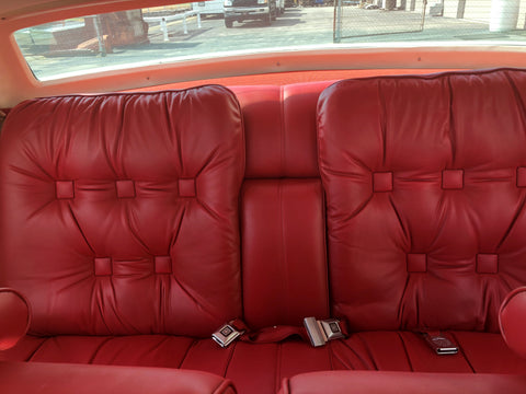 Cadillac car interior paint team witt customs an automotive design custom and restoration shop located in nashville tn has been the shop to go to for high end restorations and solutioingenieria Gallery