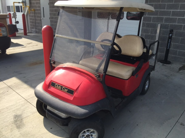 Golf Cart Seat Refinishing With Colorbond Colorbond Blog