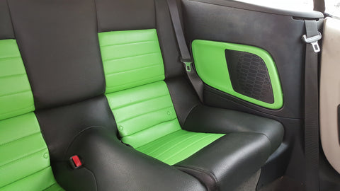 New Mustang Bench Seat