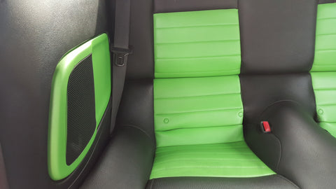New Mustang Bunch Seat