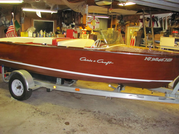 Chris Craft After