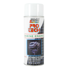 Pro Tech Underhood Semigloss Black