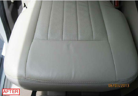 Car Interior After ColorBond