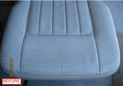 Car Interior Before ColorBond
