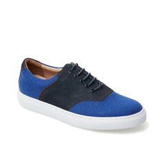 THE CORBIN - NAVY/ROYAL BLUE