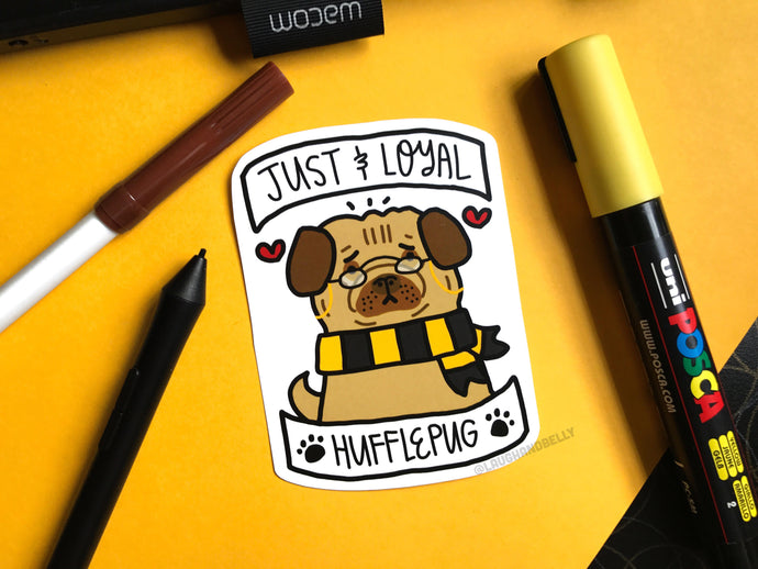 Just & Loyal Hufflepug