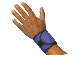 Hyperkewl Wrist Wraps-Blue