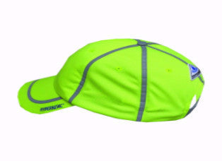Hyperkewl Cooling Sports Cap- Hi-Vis Lime