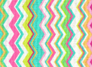 Easter Egg Chevron Cooling Neck Wrap